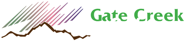 Gate Creek Cabins Logo